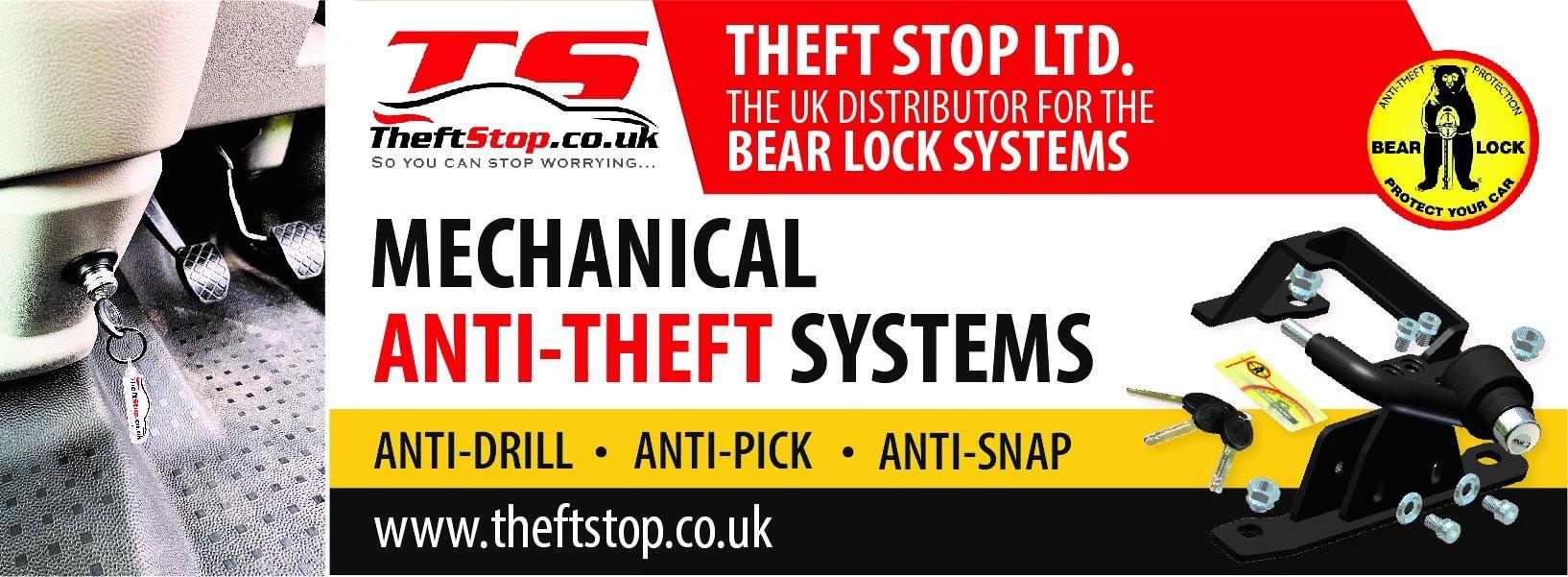 Theft Stop Ltd